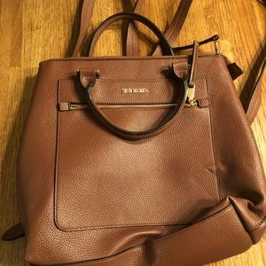 STEVE MADDEN backpack purse NEW!